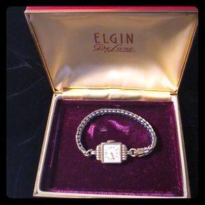 Accessories - Elgin Vintage watch